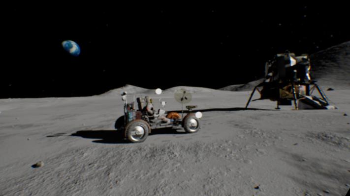 VR Lab Apollo 17