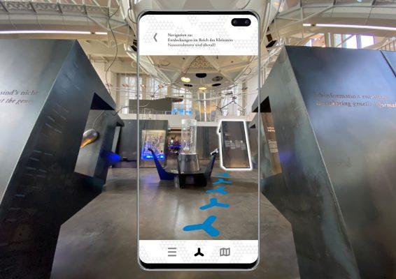 AR-Indoor-Navigation