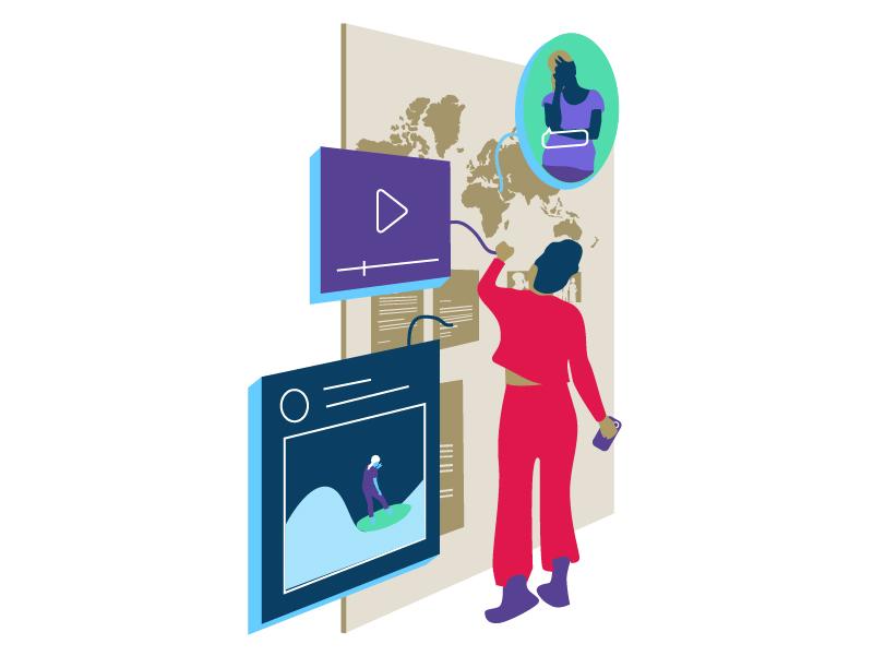 Quellen decodieren – Schüler*innen werfen einen  digitalen Blick in die Sammlung